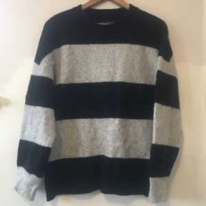 All Saints Sweaters - All Saints Maire Crew Wool Sweater